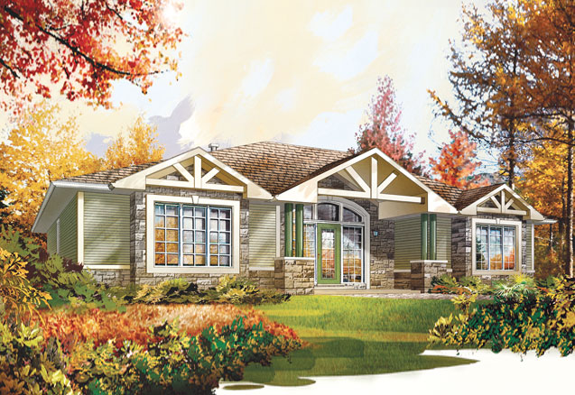 Rosseau quality homes official website for Quality houses