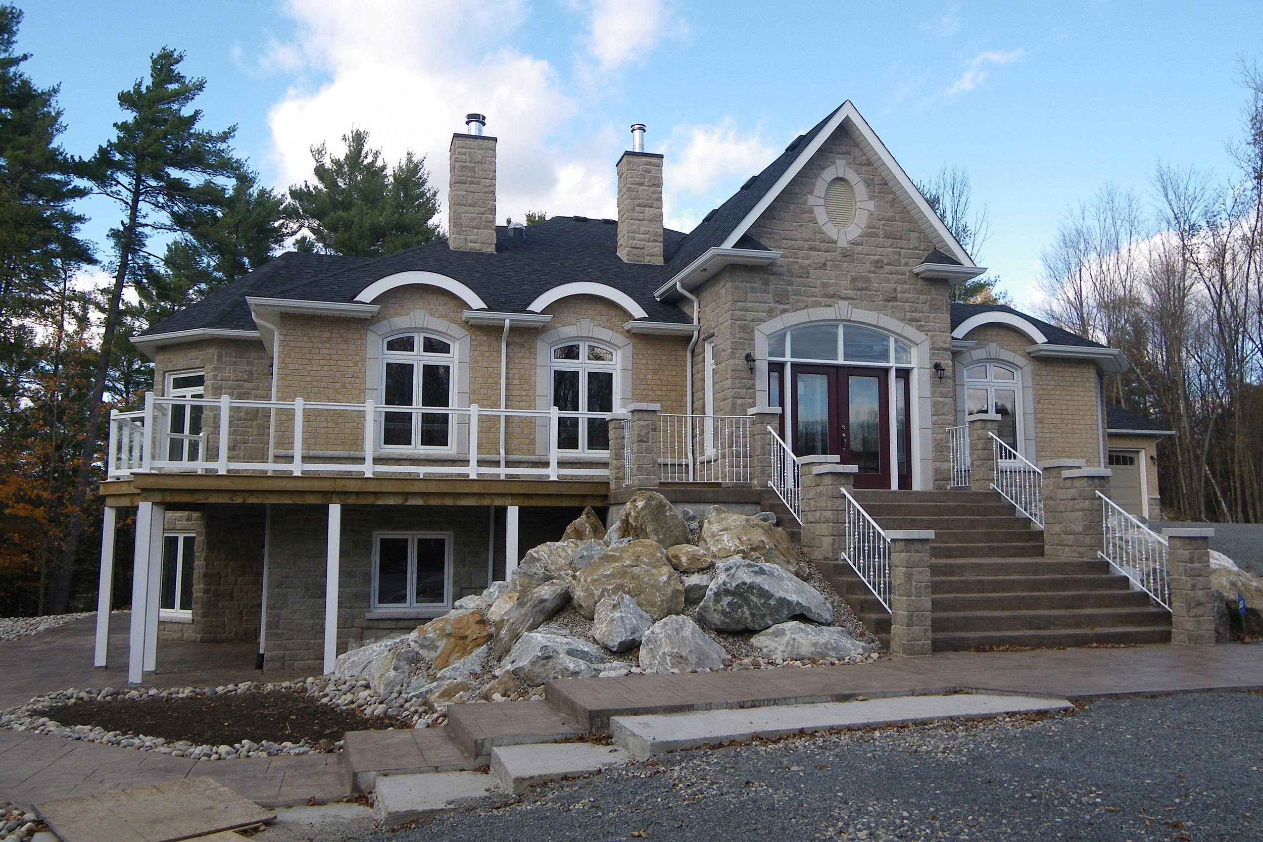 Custom Build, Lyndhurst, ON
