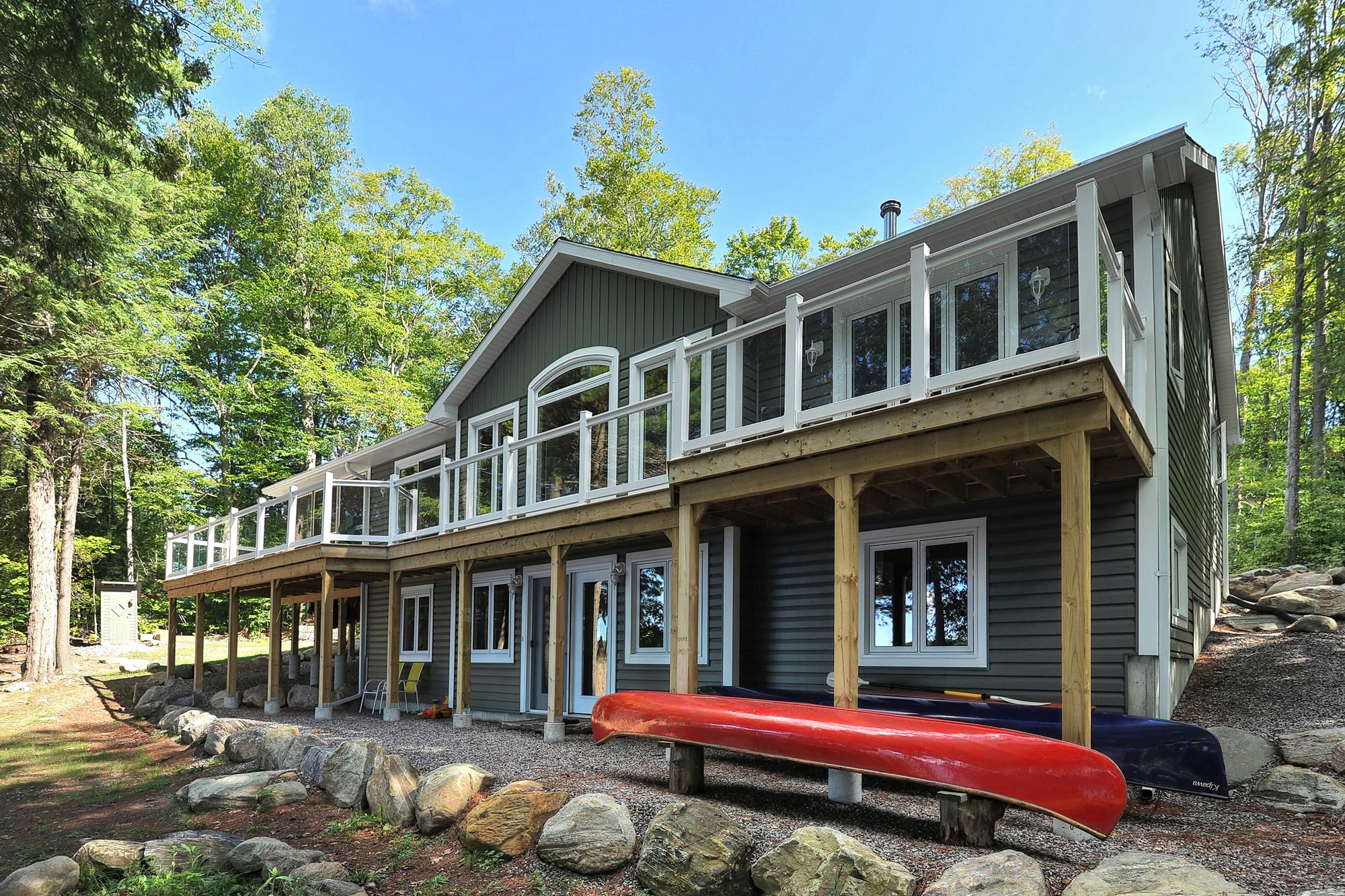 Custom Build, Port Carling, ON